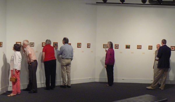Siegrist Exhibition at the Albany Museum of Art, Albany, GA