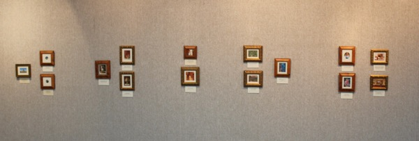 Siegrist Exhibition at The Dane G. Hansen Memorial, Logan, KS