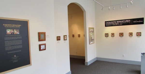 Siegrist Exhibition at  The George A. Spiva Center For The Arts, Joplin, MO