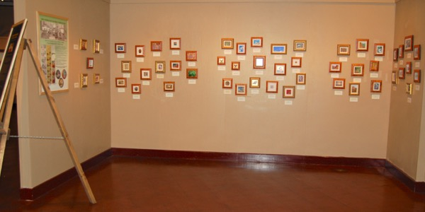 Siegrist Exhibition at The Woolaroc Museum, Bartlesville, OK